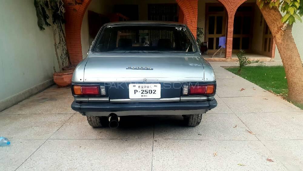 Toyota Corolla XLi 1974 Image-1