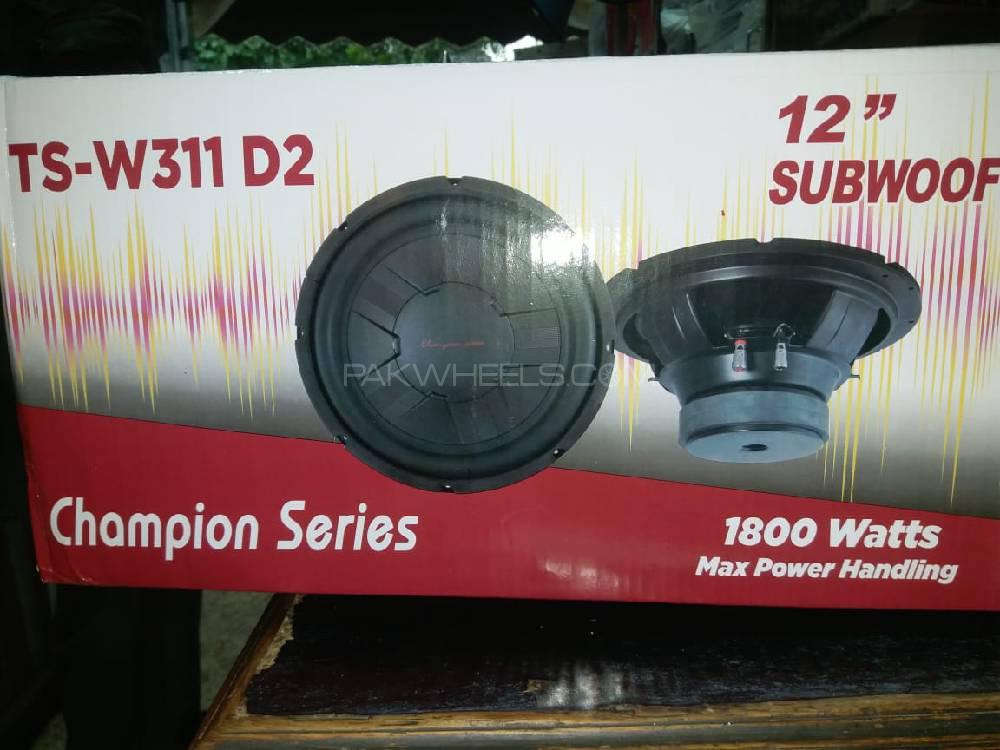 TS-W311 D2 Woofer Champion Series China Image-1