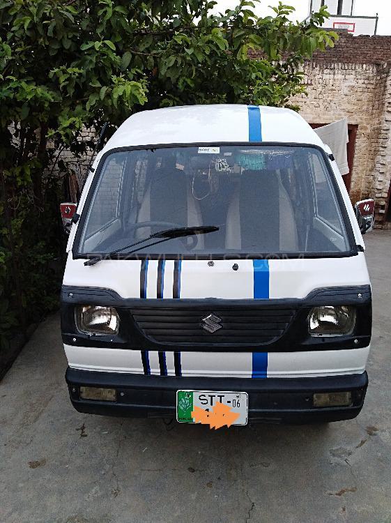 Suzuki Bolan VX (CNG) 2006 Image-1