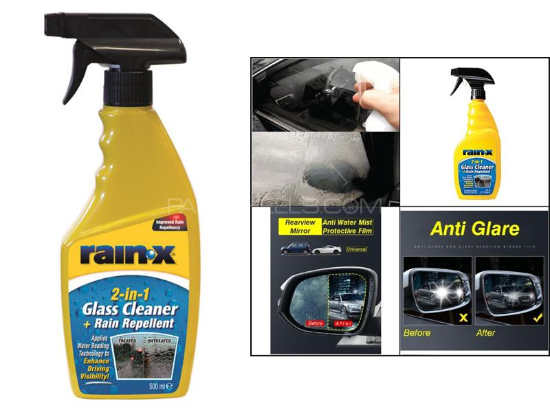 Rain X 2 In 1 Glass Cleaner and Rain Repellent in Lahore
