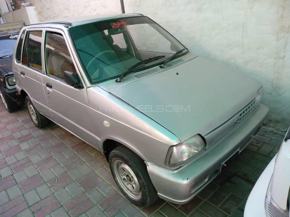 Suzuki Mehran VX 1999 Image-1