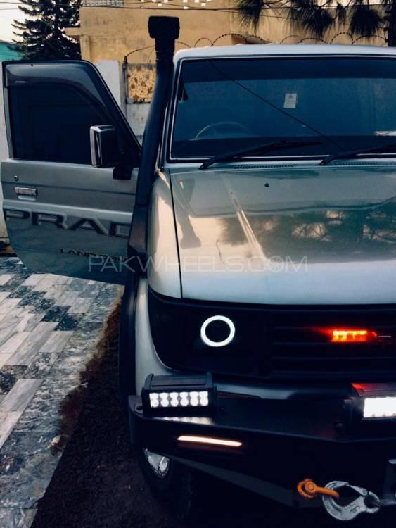 Toyota Prado - 1991  Image-1