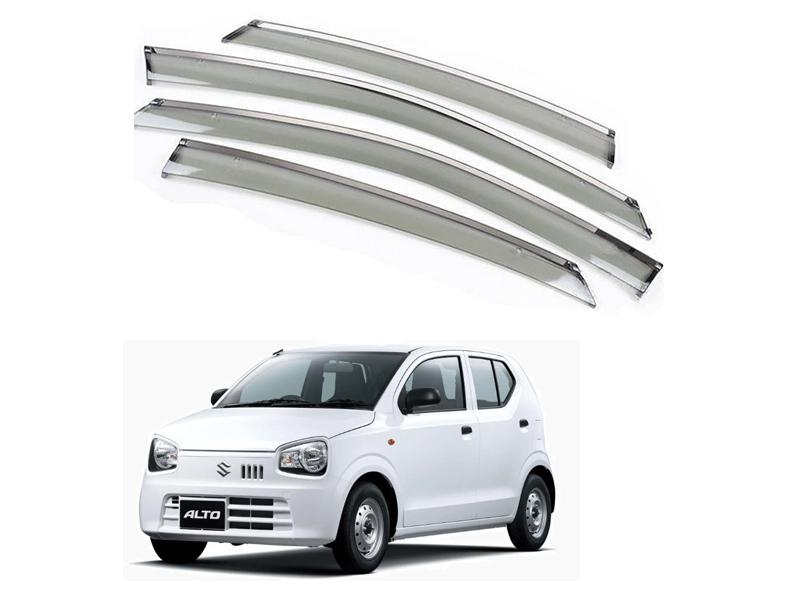 Suzuki Alto Sun Visor With Chrome 2014-2019 in Lahore