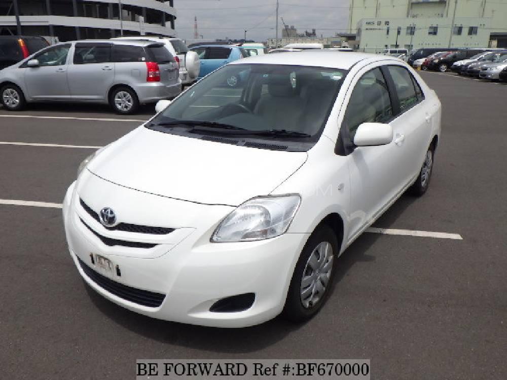 Toyota Belta - 2006  Image-1