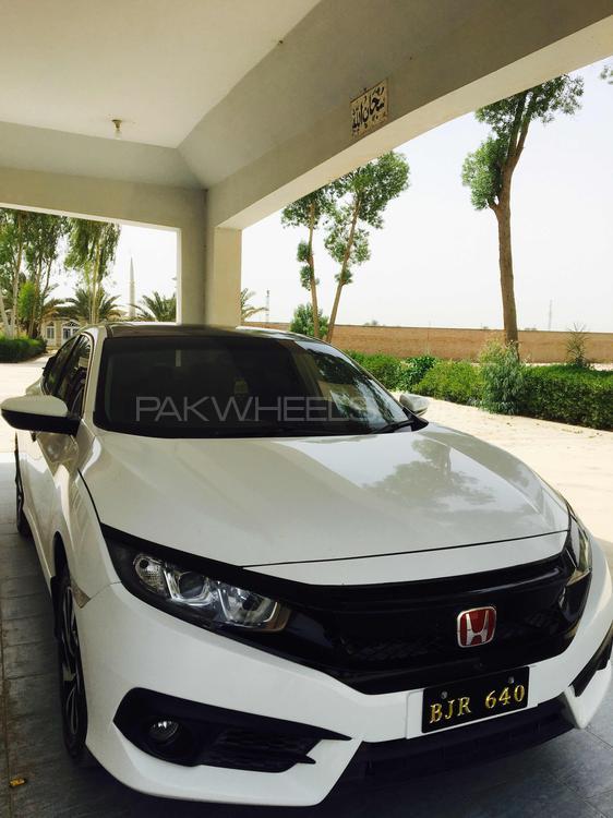 Honda Civic - 2017 nawab Image-1