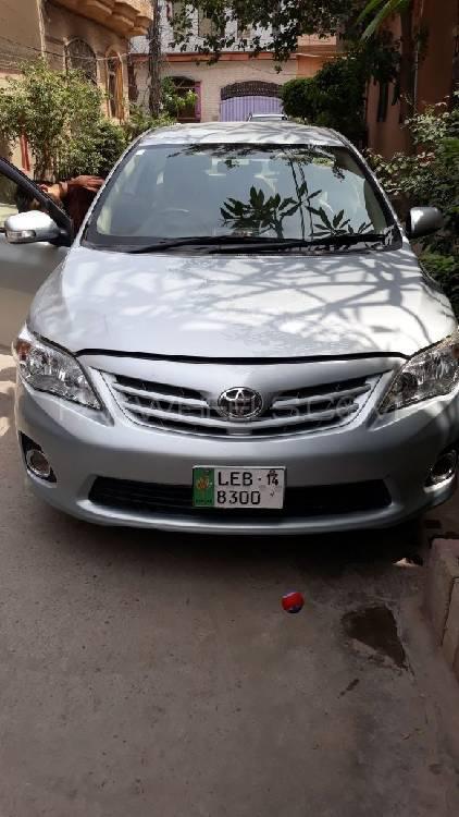 Toyota Corolla - 2014 corolla Image-1