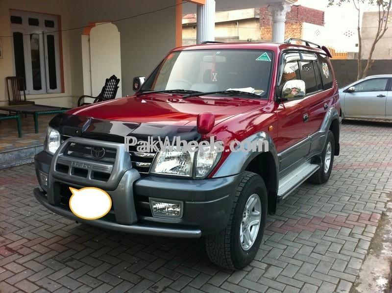 Toyota Prado Tz 4 0 1996 For Sale In Lahore Pakwheels