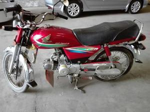 Honda CD 70 - 2015