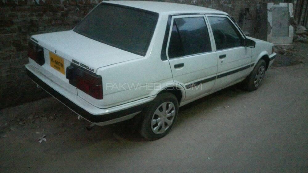 Toyota Corolla - 1985 corolla Image-1