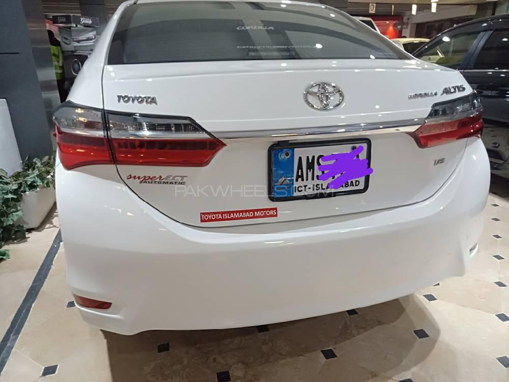 toyota corolla altis automatic 1 6 2019 for sale in islamabad
