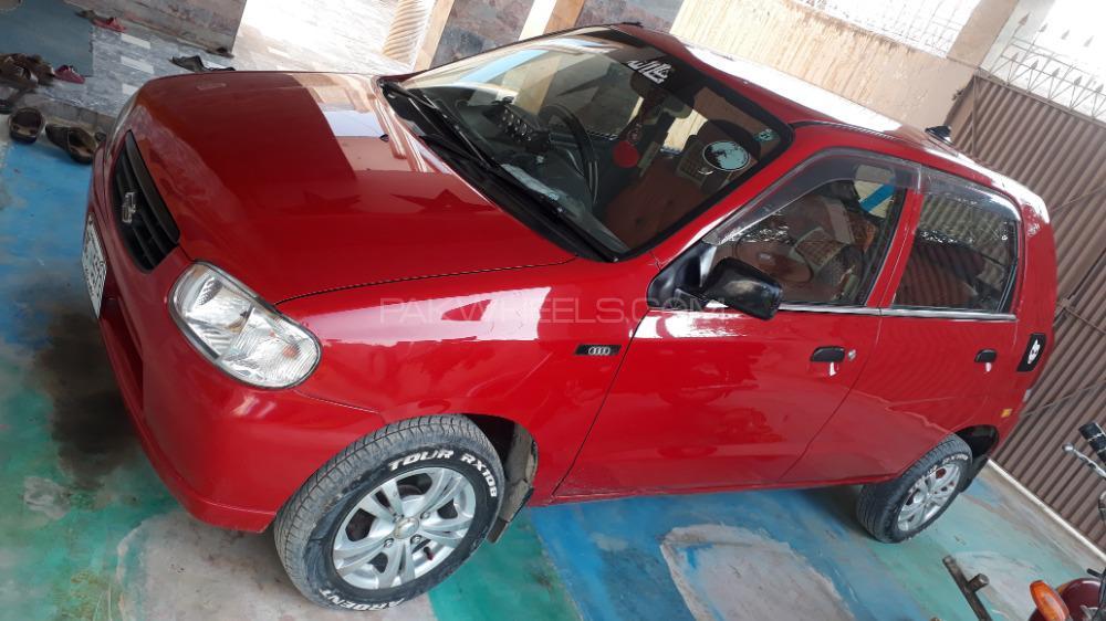 Suzuki Alto L 1999 Image-1