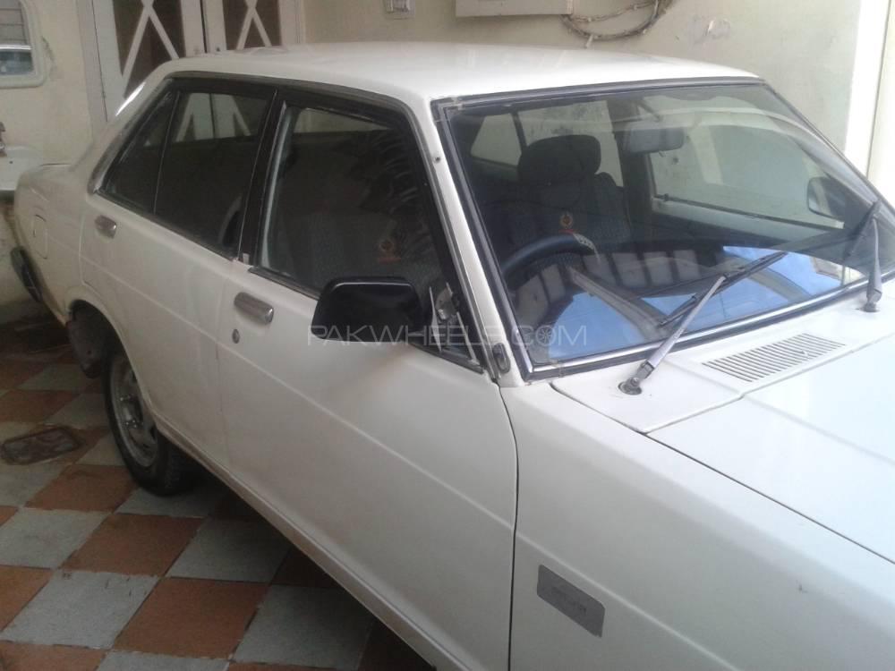 Datsun 120 Y Y 1.2 1981 Image-1