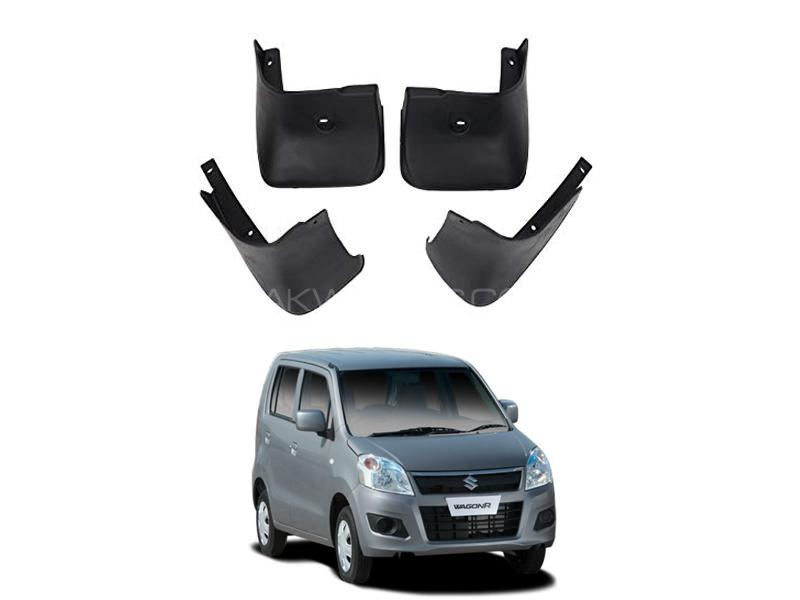 Suzuki Wagon R Mud Flap Set 4pcs 2014-2019 in Lahore