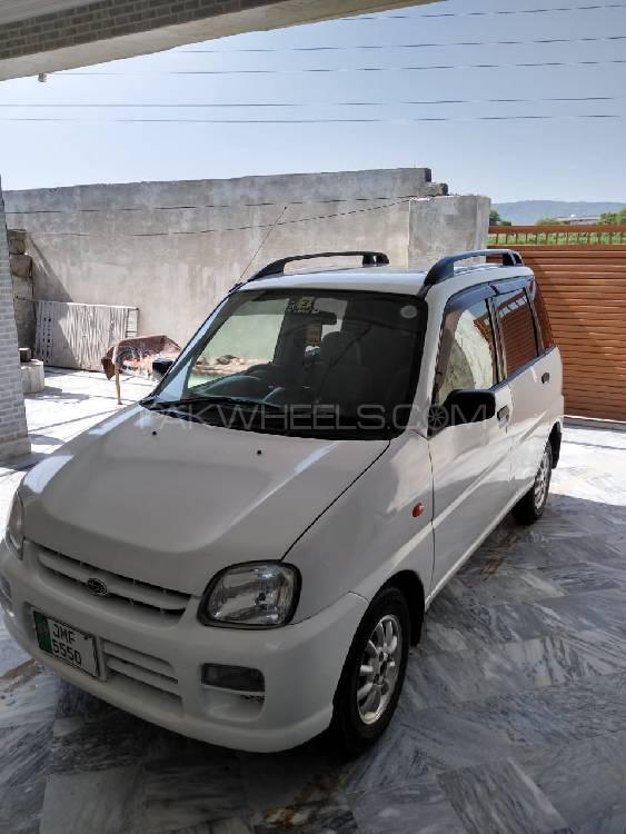 Subaru Pleo 2003 Image-1