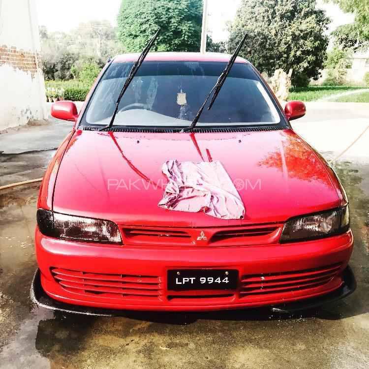 Mitsubishi Lancer - 1993 Tiger Image-1