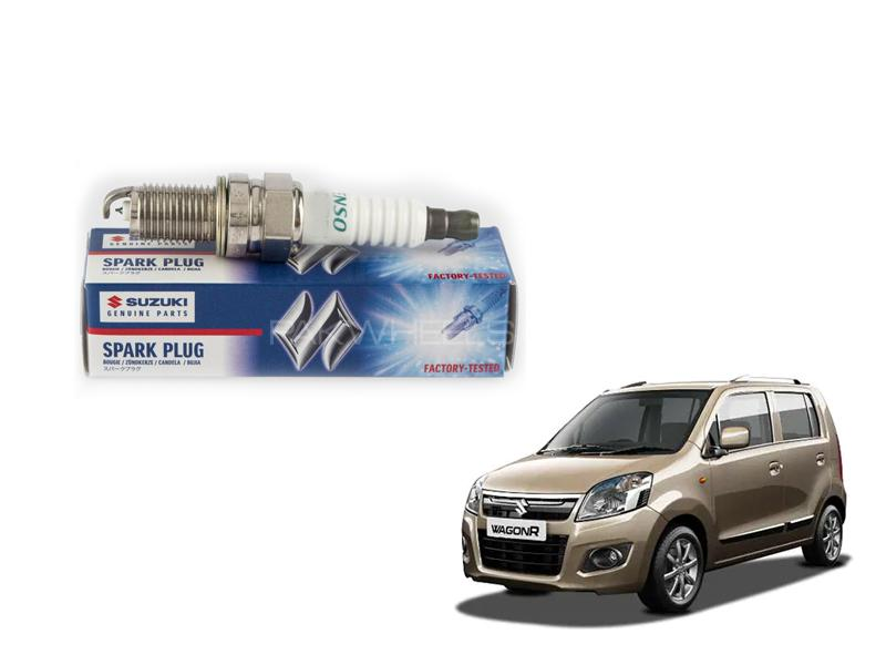 Genuine Spark Plug For Suzuki Wagon R 1Pc 2014-2019 Image-1