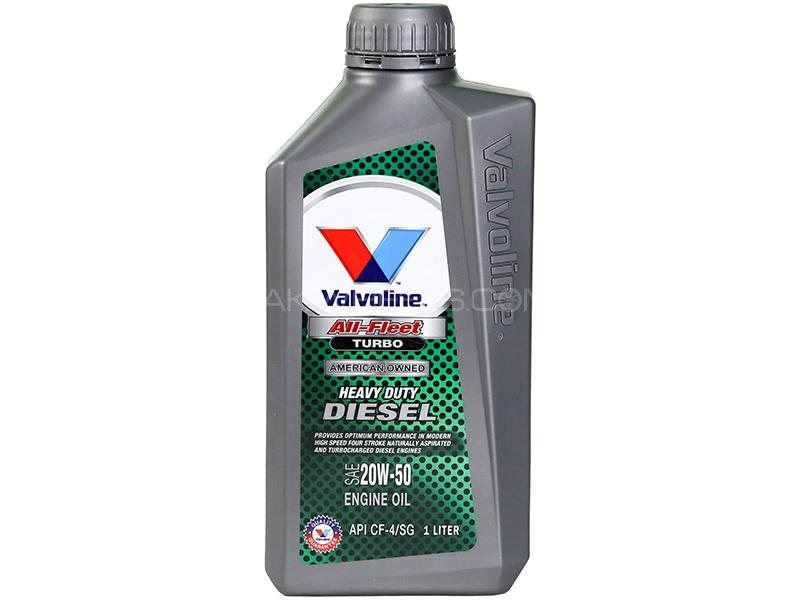 Valvoline Diesel Oil All Fleet Turbo 20w-50 - 1 Litre in Karachi