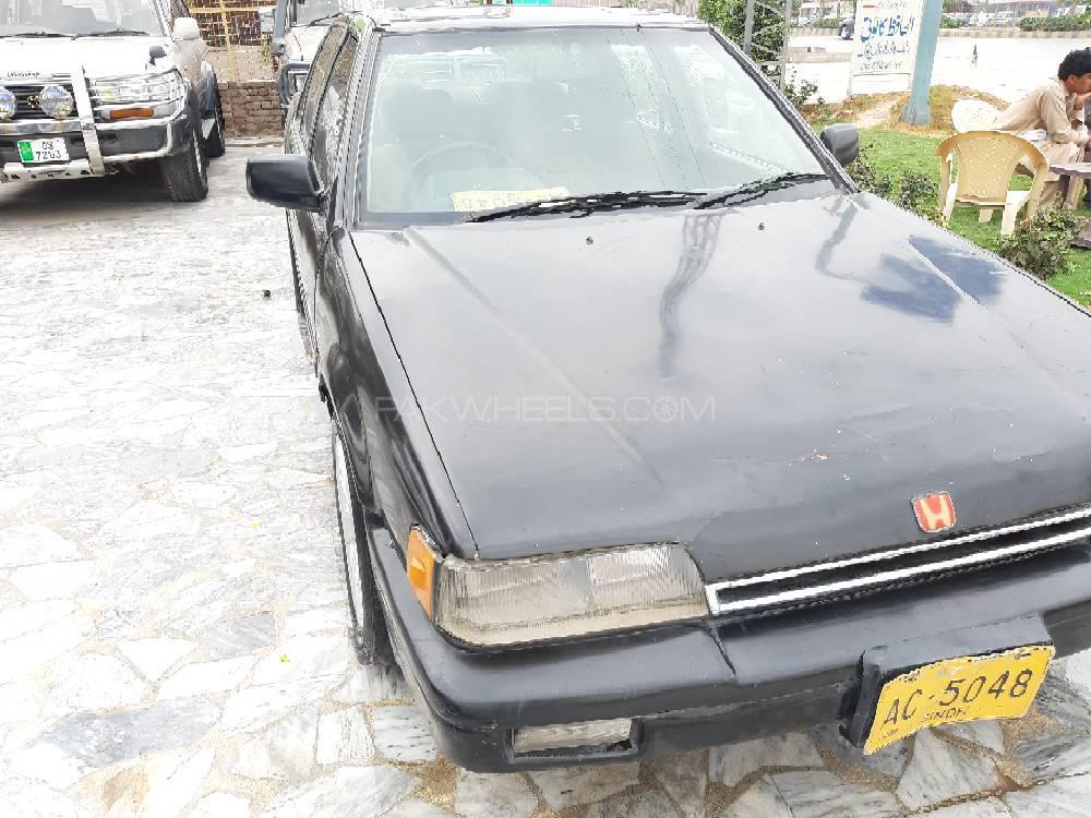 Honda Accord 20TL 1988 Image-1