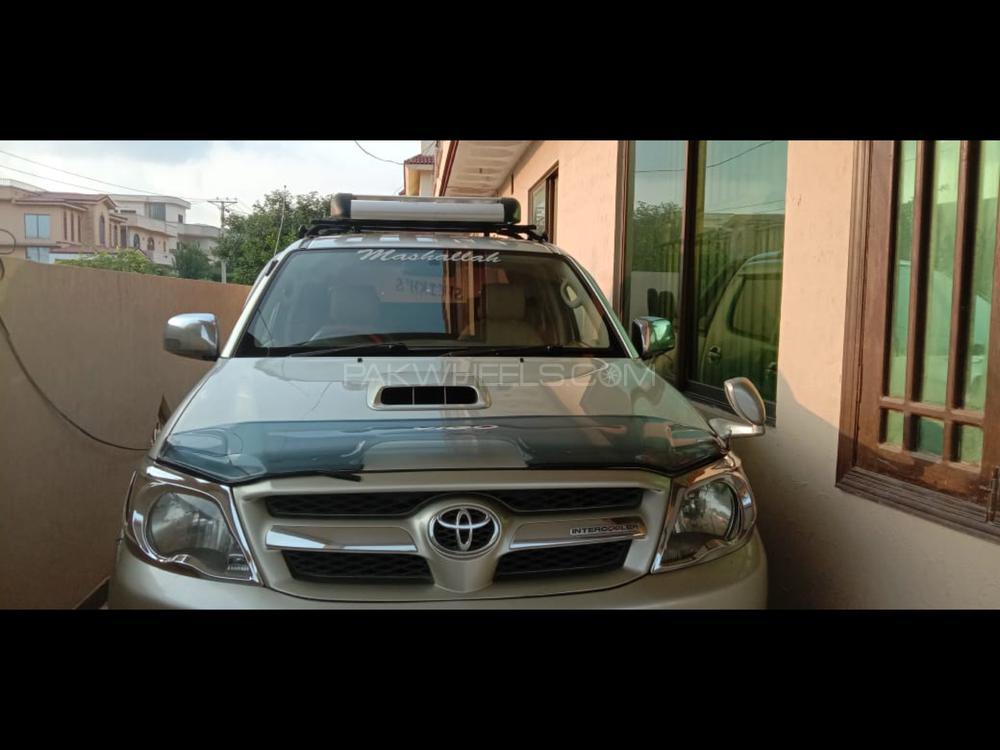 Toyota Hilux Vigo G 2006 Image-1