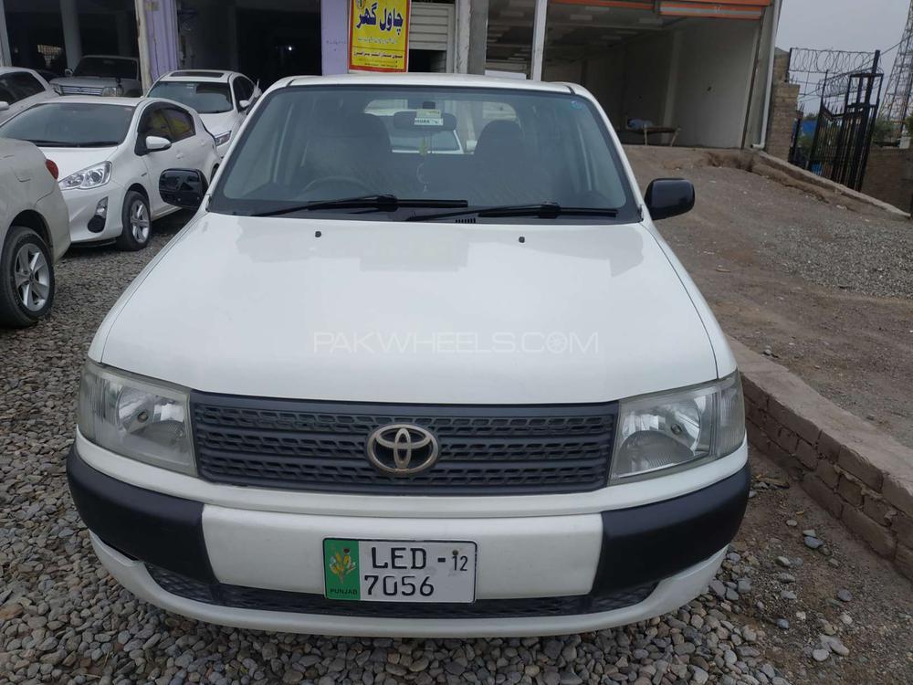 Toyota Probox F 2006 Image-1