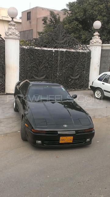 Toyota Supra - 1991 Supra MK3 Image-1
