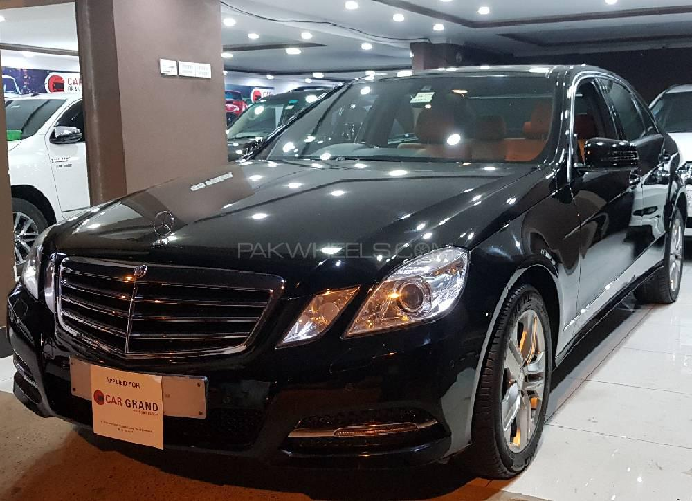 Mercedes Benz E Class Estate E 250 2013 Image-1
