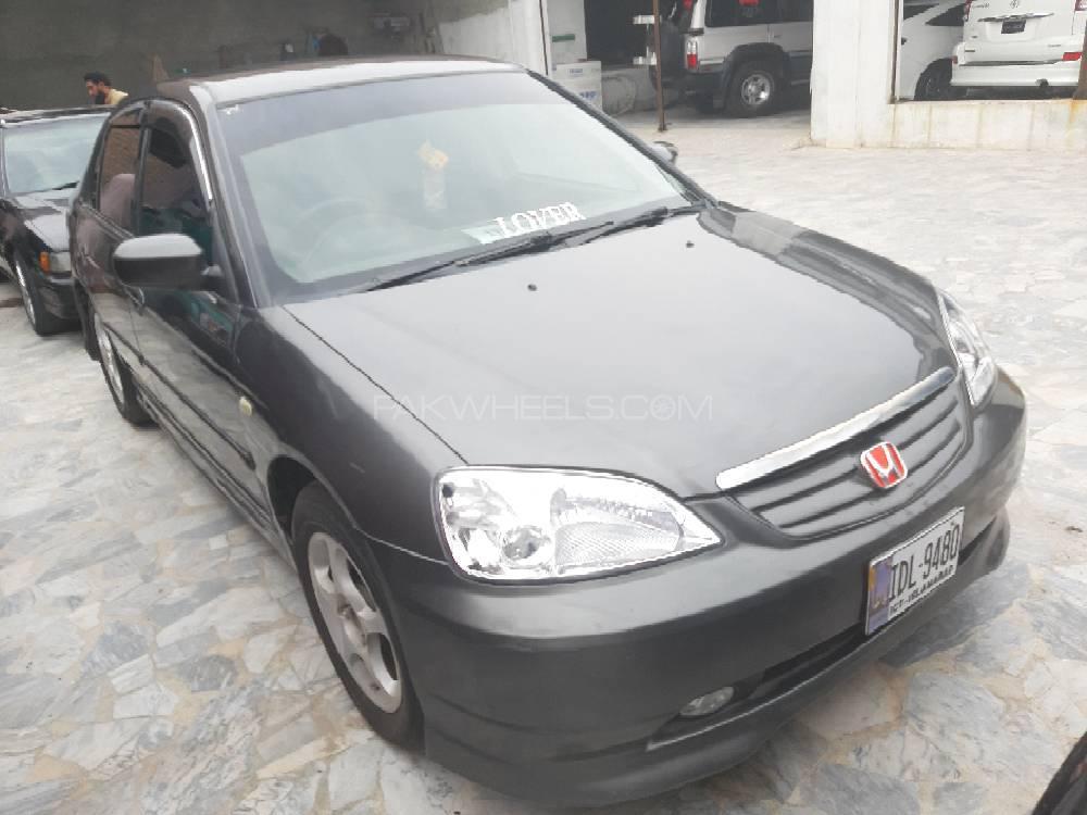 Honda Civic VTi Prosmatec 1.6 2003 Image-1
