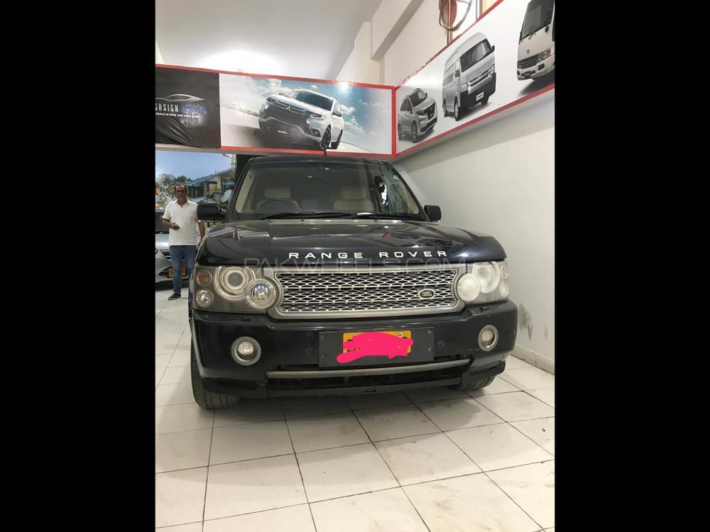 Range Rover Hse 4.6 2004 Image-1