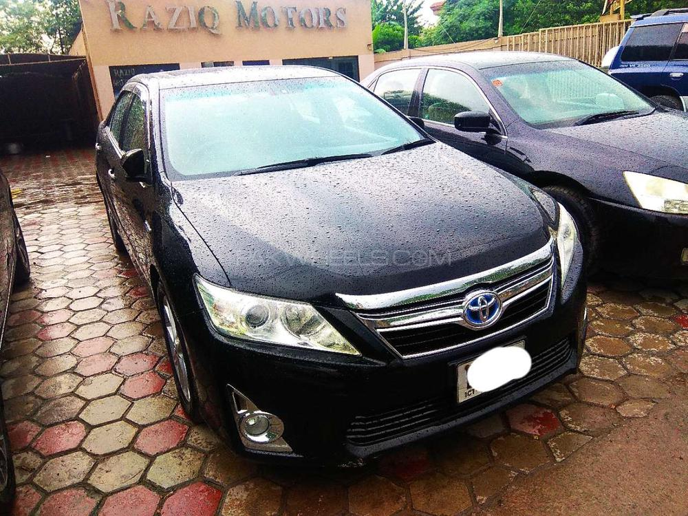 Toyota Camry Up-Spec Automatic 2.4 2011 Image-1