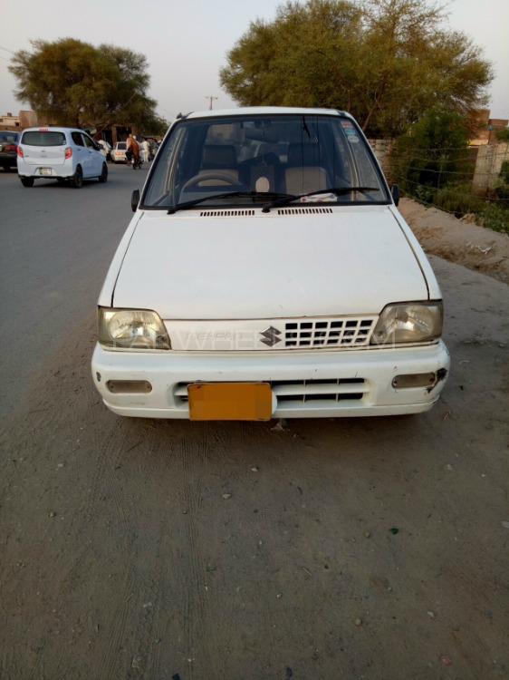 Suzuki Mehran VXR (CNG) 1999 Image-1