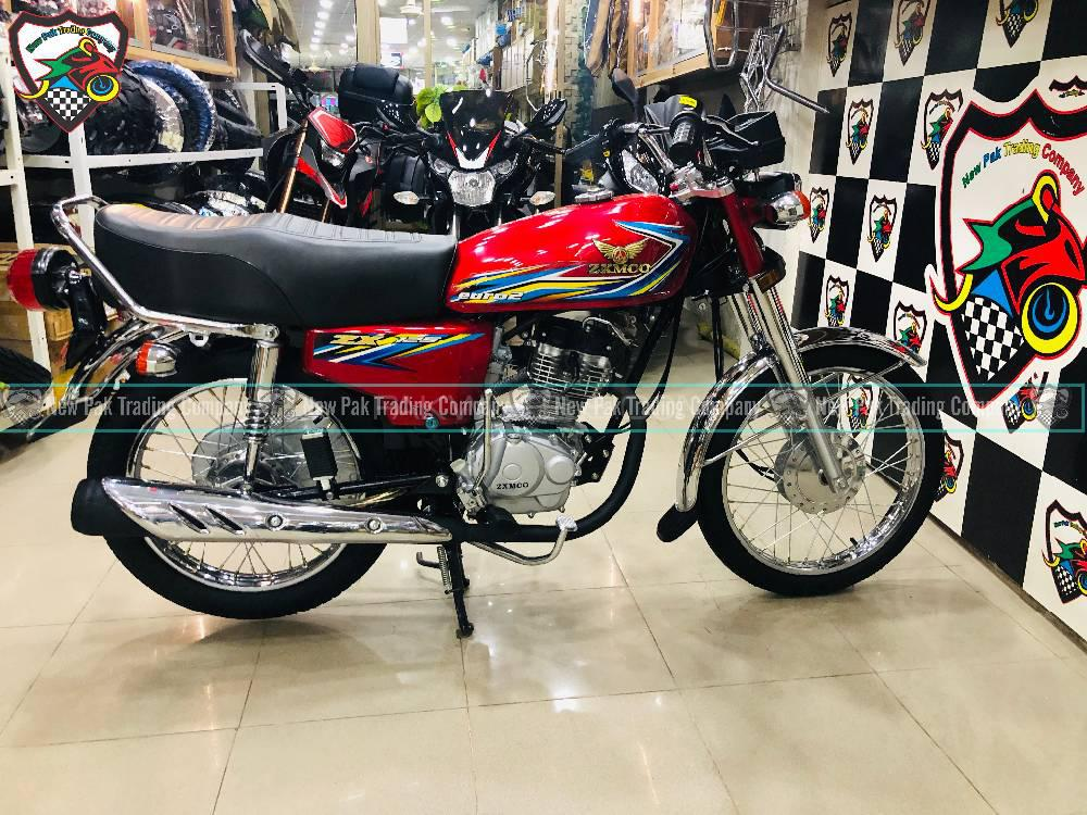 ZXMCO ZX 125 2019 Image-1