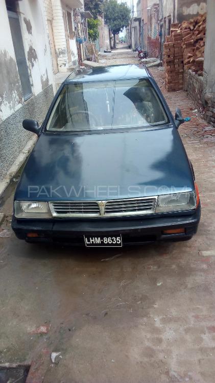 Mitsubishi Lancer GL 1985 Image-1