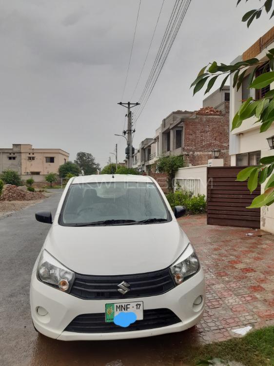 Suzuki Cultus VXR 2017 Image-1
