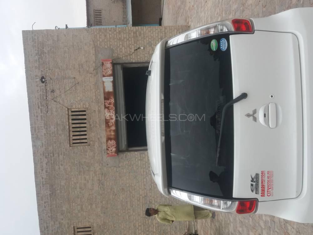Mitsubishi EK Custom G 2012 Image-1