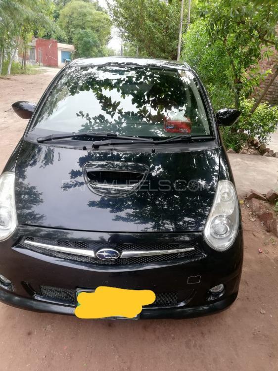 Subaru R2 2013 Image-1