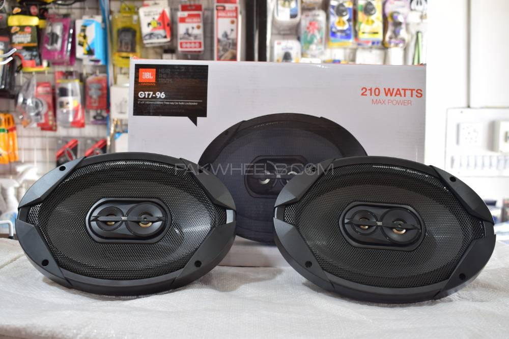 JBL 210 Watts Speakers GT7-96 (6x9) (Genuine) Image-1