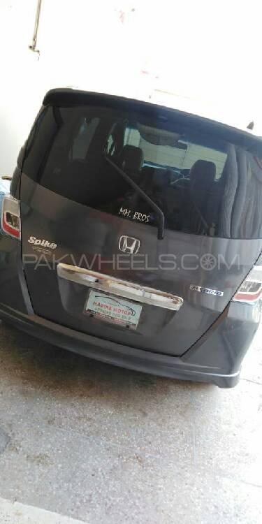 Honda Spike 2018 Image-1