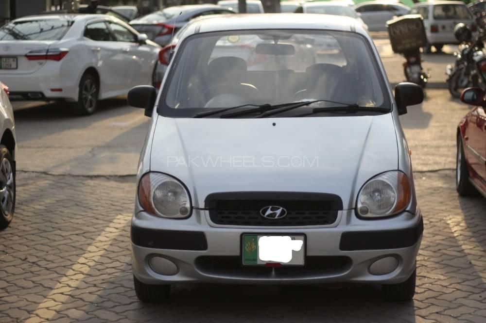 Hyundai Santro Prime 2007 Image-1