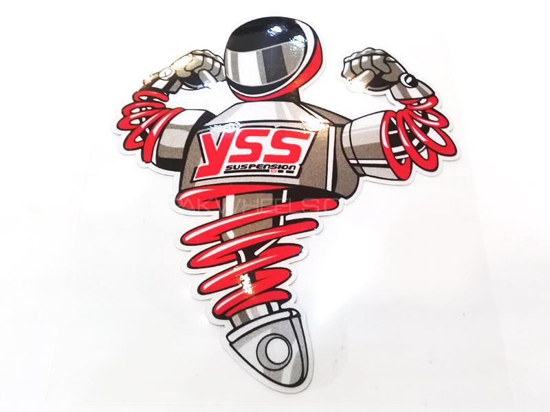 YSS Sticker  Image-1
