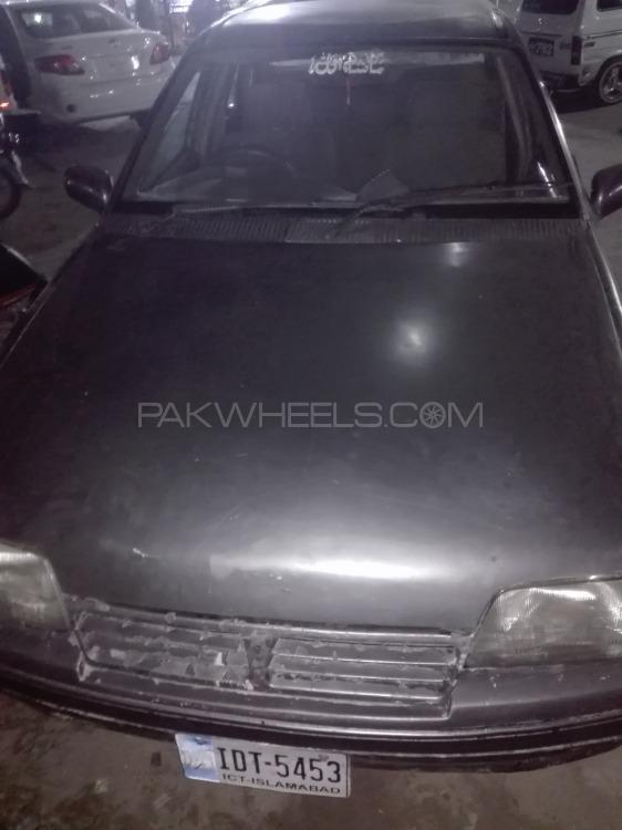 Daewoo Racer 1.5 GTi 1992 Image-1