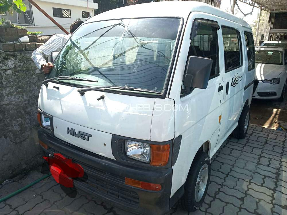 Daihatsu Hijet Cruise Turbo 1998 Image-1