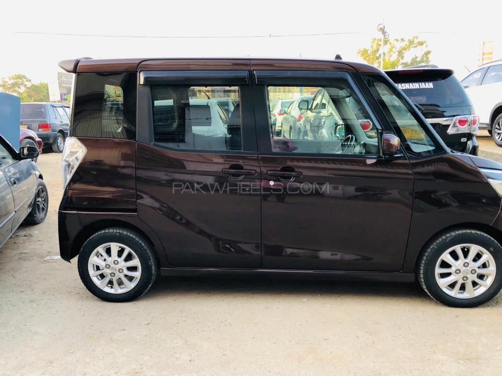 Nissan Roox 2016 Image-1