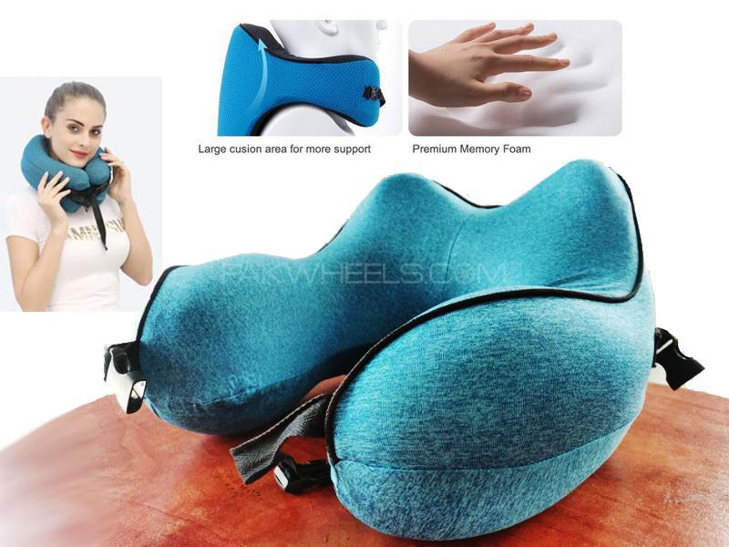 Kenco Memory Foam Neck Cushion Image-1