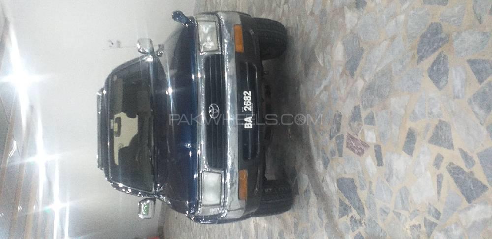 Toyota Surf SSR-G 3.0D 1993 Image-1
