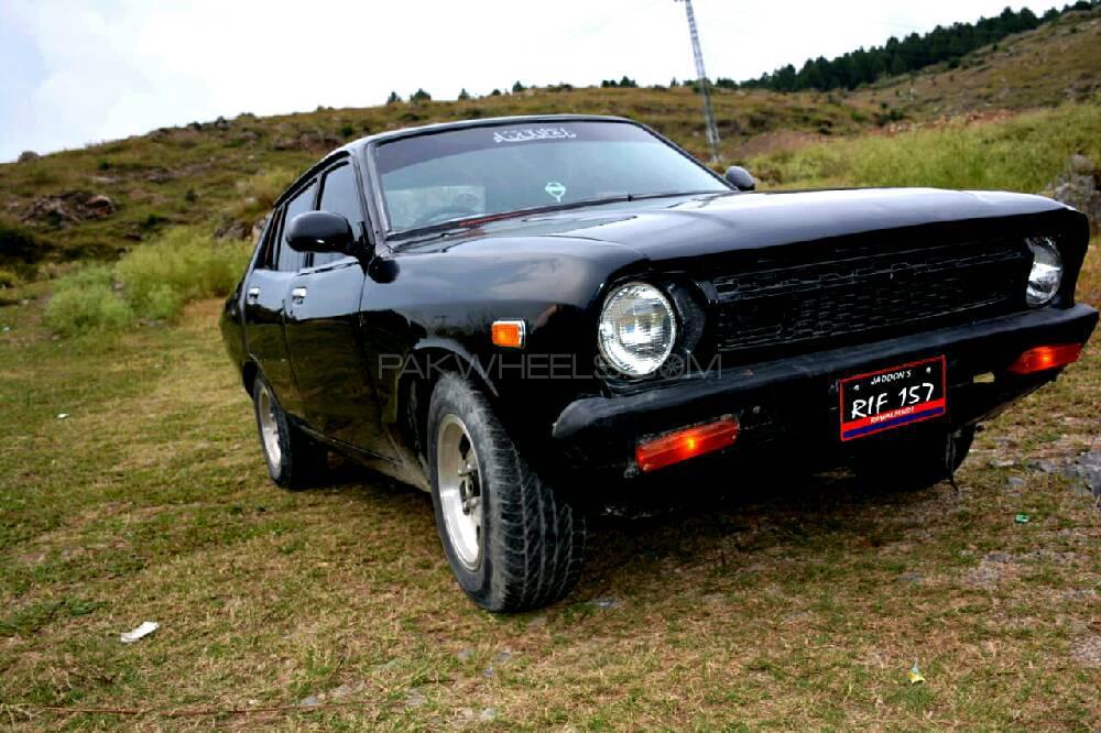 Nissan 120 Y 1974 Image-1