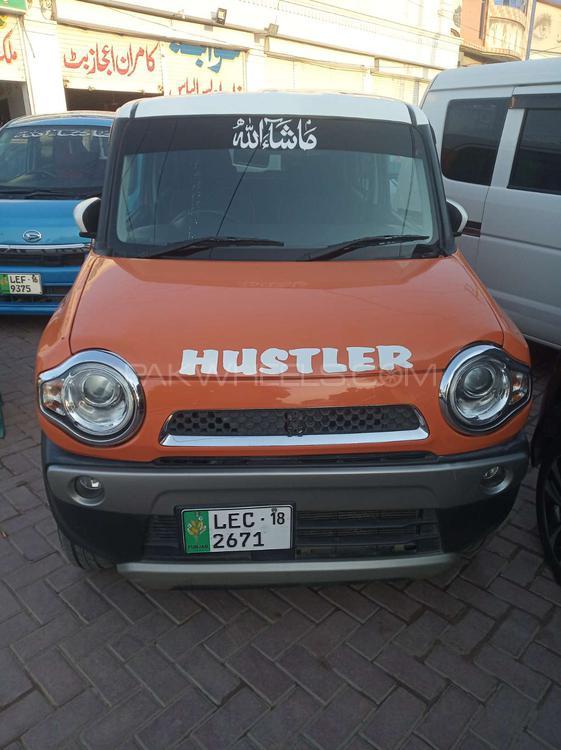 Suzuki Hustler X 2014 Image-1