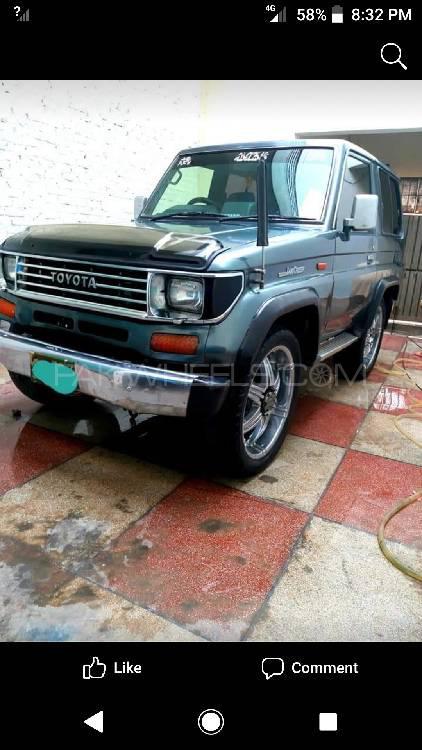 Toyota Prado TX 3.0D 1988 Image-1