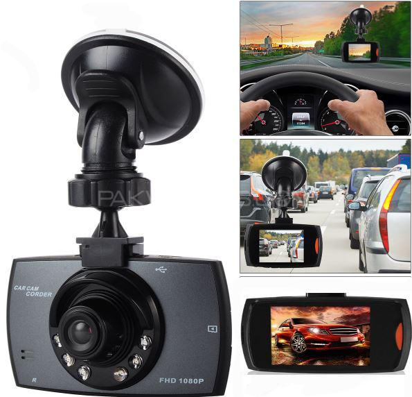 FULL HD G30 ALL CAR DVR CAM N-Vision Recorder Cam ORIGINAL NOT COPY Image-1