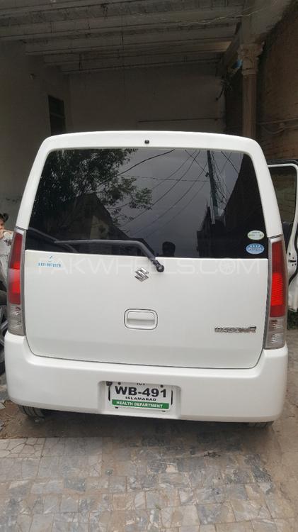 Suzuki Wagon R 2008 Image-1