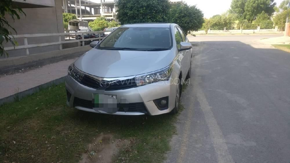 Toyota Corolla Altis Automatic 1.6 2016 Image-1